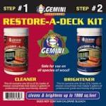 Gemini Restore - A - Deck