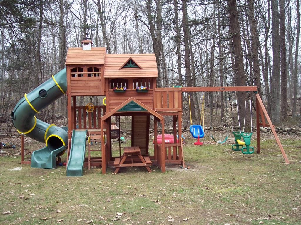 michigan redwood play set restoration u0026 play system sealing
