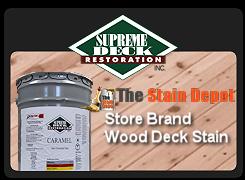 supreme deck
