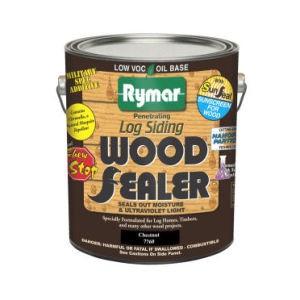 Rymar Log Siding Wood Sealer Twp Stain Amp Sikkens Stain