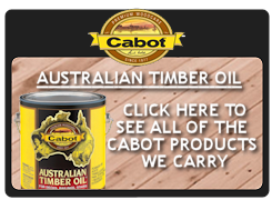 Where to buy cabot stain, Australian Timber Oil