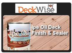 ipe oil, Deckwise, best ipe oil price
