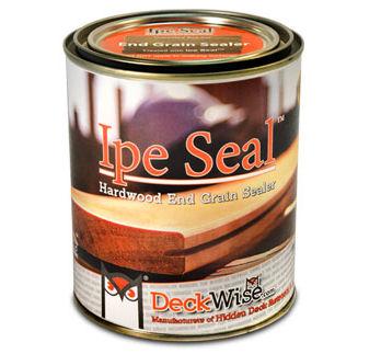 Ipe Oil Sealer