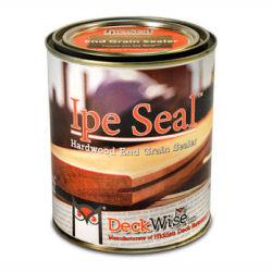 IPE Oil Sealer - TWP Stain & Sikkens Stain   Official Dealer