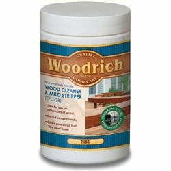 Woodrich Cleaner Wood Cleaner Amp Mild Stripper Twp
