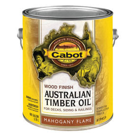 Cabot Australian Timber Oil Voc Oil Modified Twp