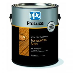 Sikkens Proluxe Cetol DEK Finish