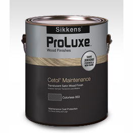 Sikkens Proluxe Maintenance