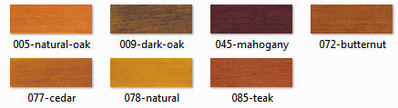 sikkens cetol 1 re color chart