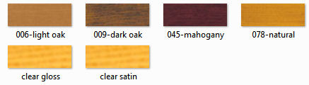 sikkens cetol door and window color chart