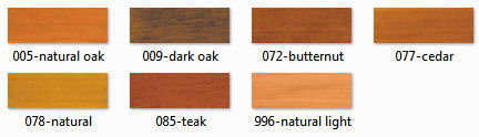 sikkens cetol log and siding color chart