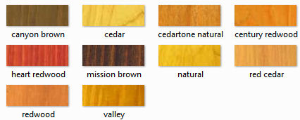 Color Chart Superdeck Transpa Where To