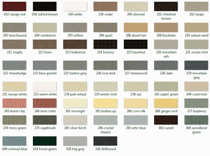 rubbol color chart