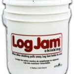 Log Jam Caulking and Chinking