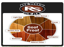 Ready seal stain, Goof Proof, Home Depot, Menards, Lowes, Best deck stain, Michigan, Georgia