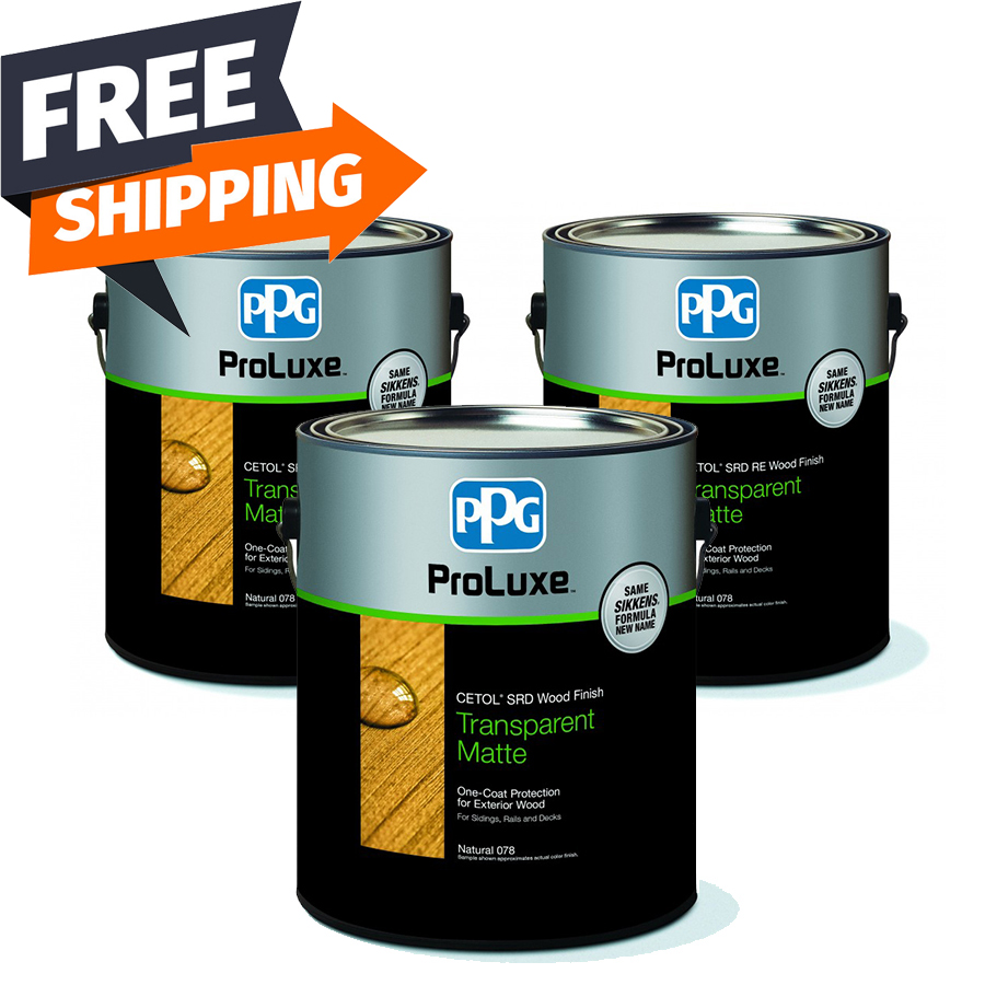 Sikkens Proluxe Cetol Srd 3 Gallon Pack Buy Twp Stain Sikkens Penofin Direct