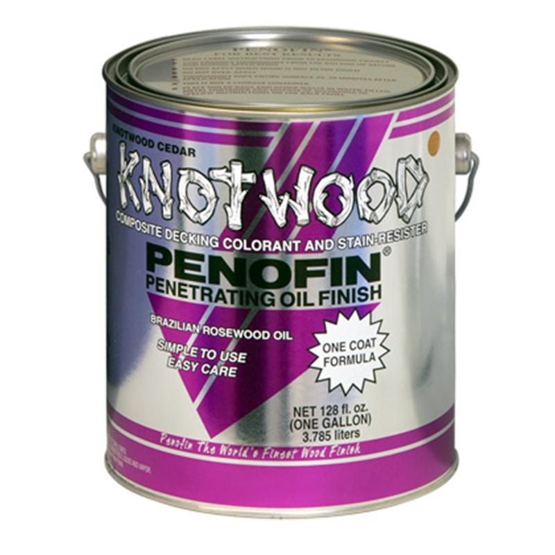 penofin knotwood
